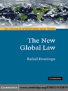 The New Global Law (eBook)